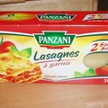 Des Lasagnes Lgumes/Poulet