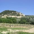 Séguret, petit village du Vaucluse