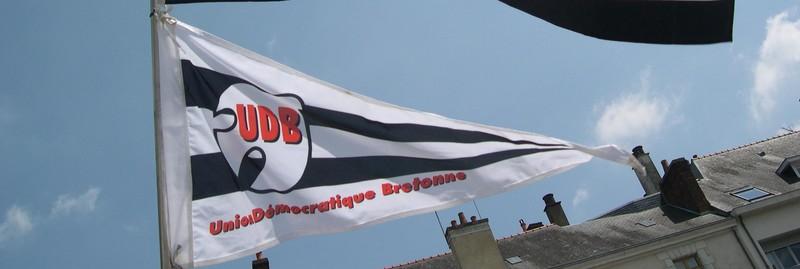Politique: Union Démocratique Bretonne