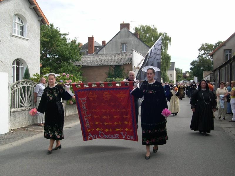 Cercle Celtique An Drouz Vor (Port-Louis / Porzh-Loeiz)