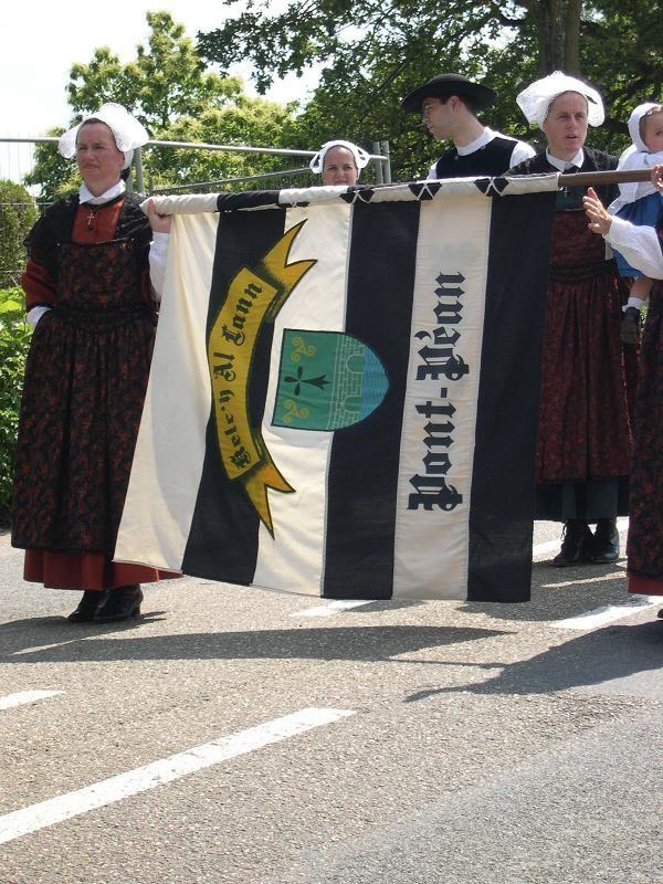 Cercle Celtique Kelc'h-al-Lann (Pont-Péan / Pont-Pagan)