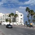 Sousse: la blancheur atmosphérique