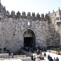 Damascus Gate entrance