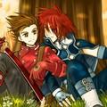 Kratos et Lloyd 4
