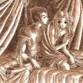 Yuan et Botta (un peu yaoi sur les bords mais bon... ils sont tr