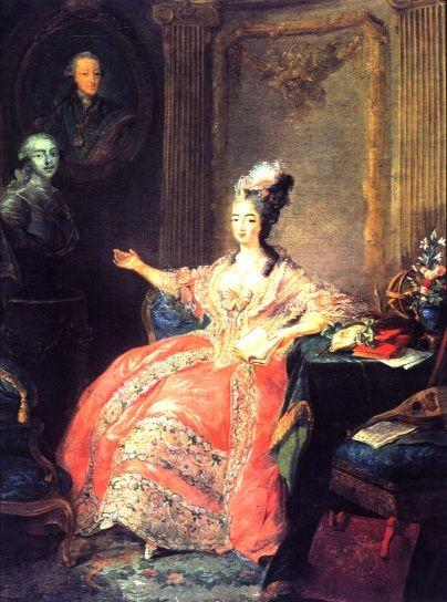 Marie-Josèphe-Louise de Savoie (1753-1810)