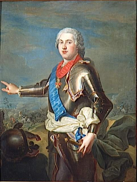 Louis-Ferdinand Dauphin de France (1729-1765)