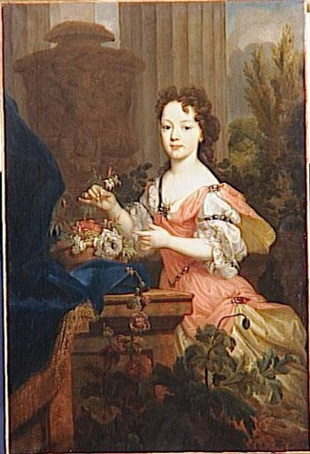Elisabeth de Bourbon-Orléans (1695-1719)