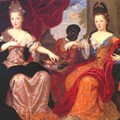 Princesses de Bourbon, petites-filles de Louis XIV