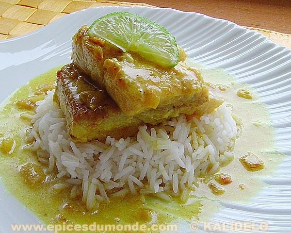 Colombo de poisson photo de photos recettes epices du monde le blog pic de katia - Recette de cuisine avec du poisson ...