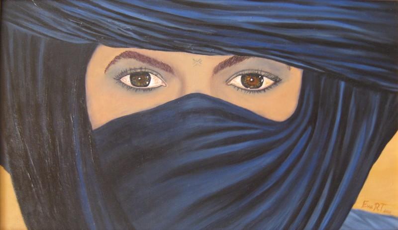 El misterio de la muchacha Tuareg - Le mystère de la jeune touar