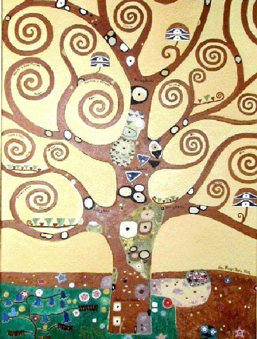 El árbol de la vida - L'arbre de la vie