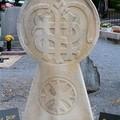 Art funéraire basque (IHS-Marie)