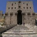 escalier de la citadelle