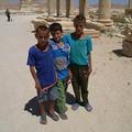 jeunes de Palmyre