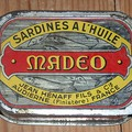 Sardines Bretonnes