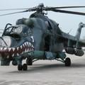 Le Mi-24 Hind alias