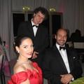 Billy Zane, Kelly brook et Djemel au dîner