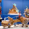 2ème Festival Mondial des Croquembouches - Concours d'assemblage de petits fours à la crème