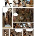 planche 13 Lola Bogota Tome 1, éditions Bamboo, par Reynes, Brremaud et Chanoinat