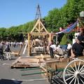 artisanat et vieux métiers : le charpentier