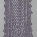 Echarpe inspiration tricot d'Orenburg