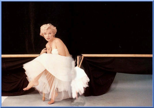 Série danseuse