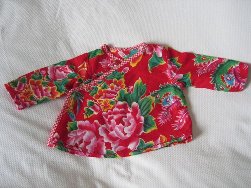 veste chinoise
