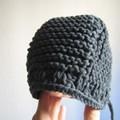 le bonnet de dos
