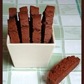 Biscotti chocolat