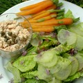 Salade au thon