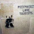 pickpocket loves tourists
