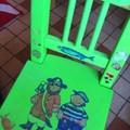 la chaise pirate de max