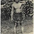 Tahiti, un porteur de Fei