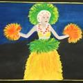 Danse polynésienne