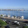Vu sur les ports de Tahiti
