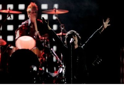 Billie Joe et Tré Cool live