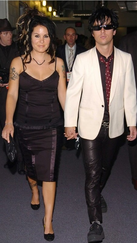 Billie JOe et Adrienne