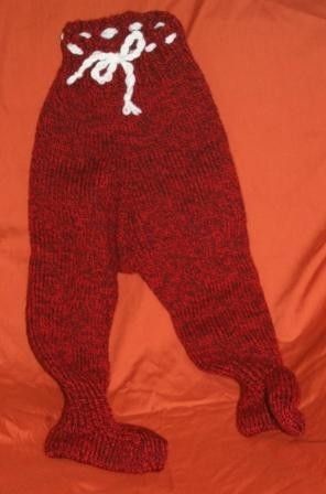 Ben's Leggings - Noel 2005