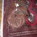 Mon dernier achat. Un CHARLOTTE de chez DAREL. Il ne me quitte pas. Le cuir est REMARQUABLE!