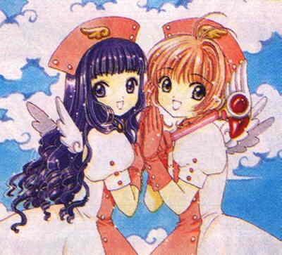 Deux anges.