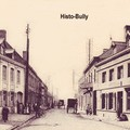 Bully - les rues - vues ariennes