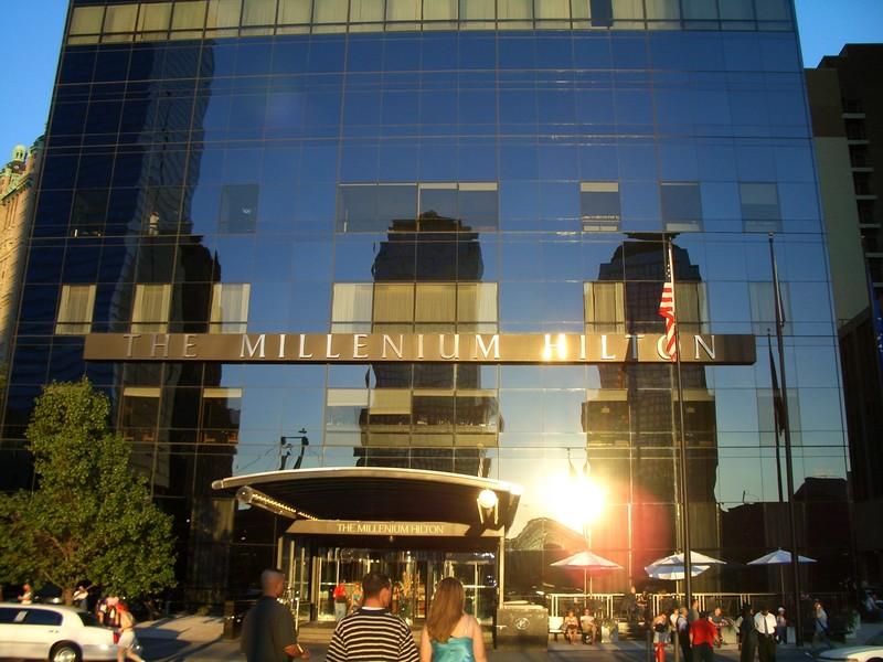 The Millenium Hilton