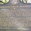 Nathanaël Greene Monument