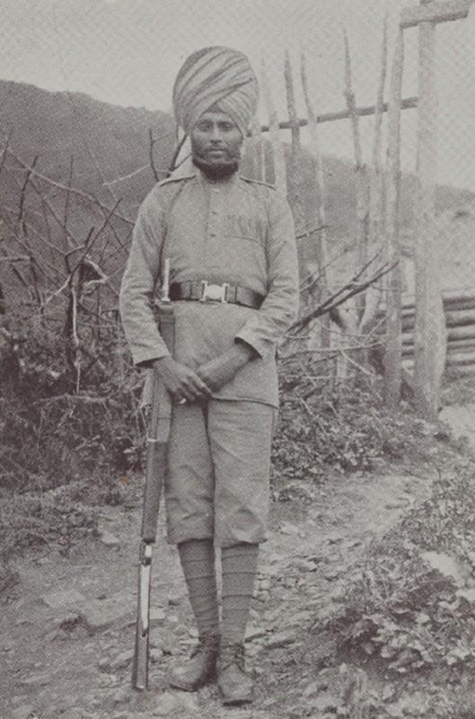Soldat Sikh