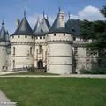 Le Château de CHAUMONT-SUR-LOIRE nous accueille