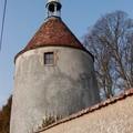 Une ancienne tour de Château