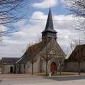 La petite église de Boigny sur Bionne