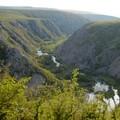 La rivière secrète dont je tais le nom...