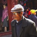 An old man in Lijiang